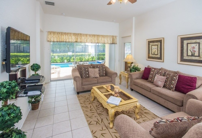 Unwinding Cove 5 Bedroom Condo, Kissimmee