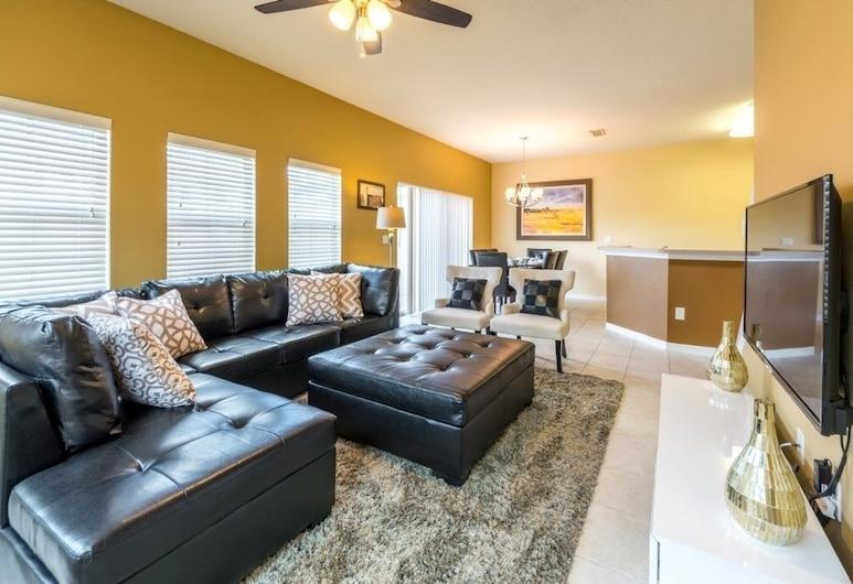 H2u - Gru - Bv4561 4 Bedroom Home, 基西米, 獨棟房屋, 4 間臥室, 客廳