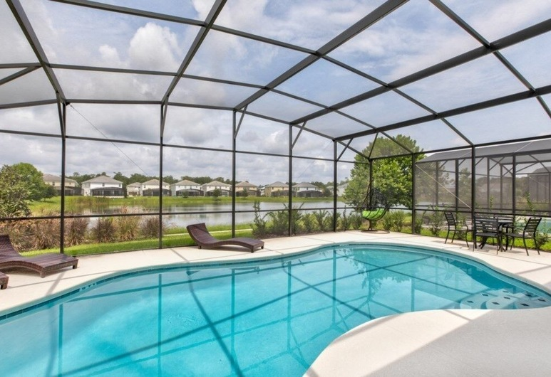 Lavish Bella Vida Resort 6 Bedroom Home, Kissimmee, Casa, 6 Quartos, Quarto