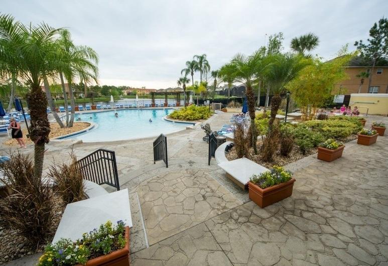 Terra Verde Resort Townhome - Merida 4 Bedroom Townhouse, Kissimmee, Domek, 4 sypialnie, Basen