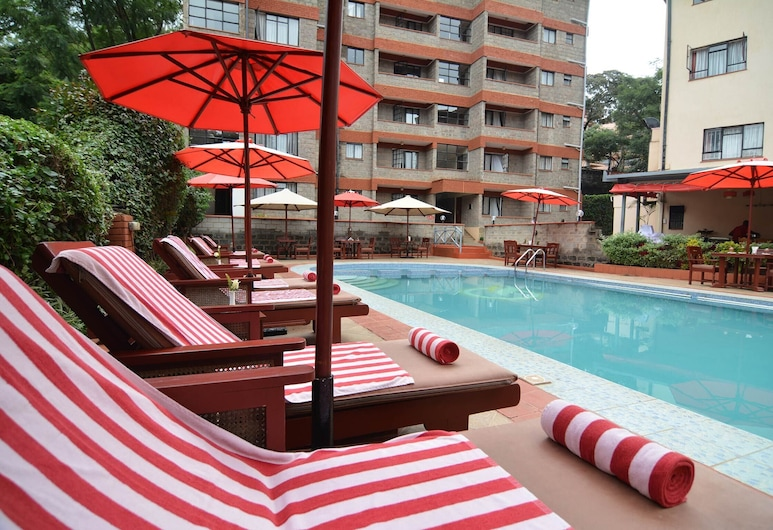 Wail Visiting the Grand City of Nairobi This is a Fabulous Apartment to Stay in, Найроби