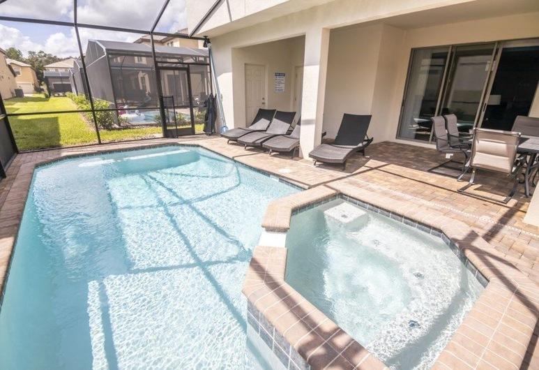 Lavish Windsor At Westside Pool 6 Bedroom Home, Kissimmee