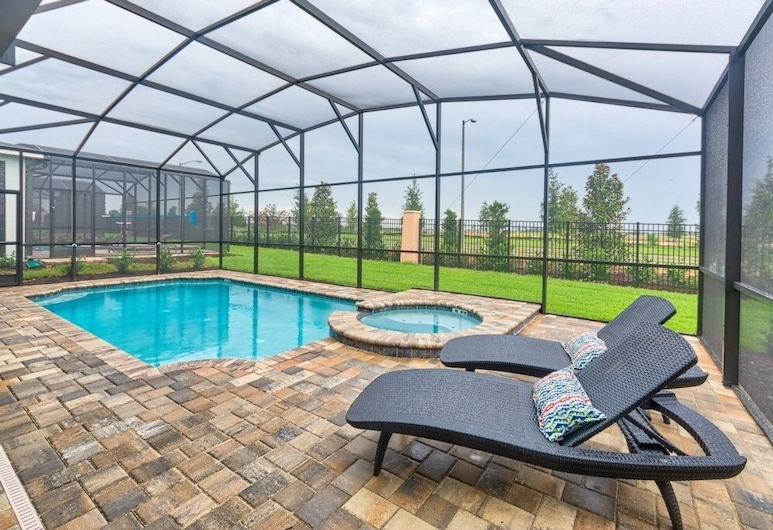 H2u - Penelope Pitstop - So9047 5 Bedroom Home, Kissimmee, Casa, 5 camere da letto, Piscina