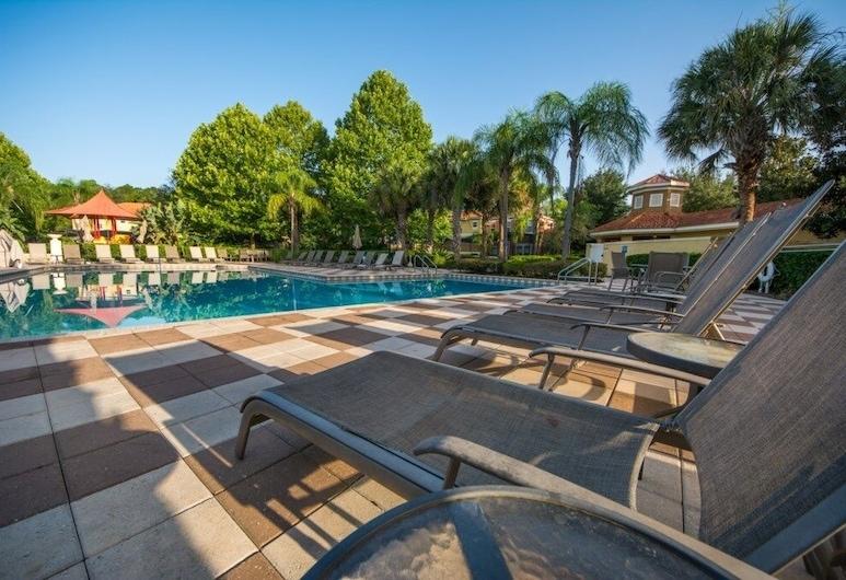 Encantada Private Splash Pool - Nemo 3 Bedroom Townhouse, كيسمي, وحدة سكنية متصلة - ٣ غرف نوم, حمام سباحة