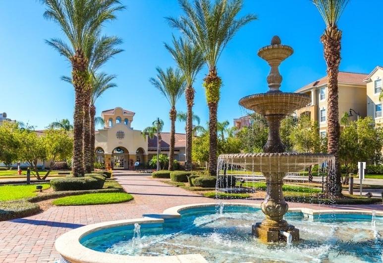 Luxury 3 Bedroom Condo, Orlando, Kooperatīva tūristu mītne, trīs guļamistabas, Baseins