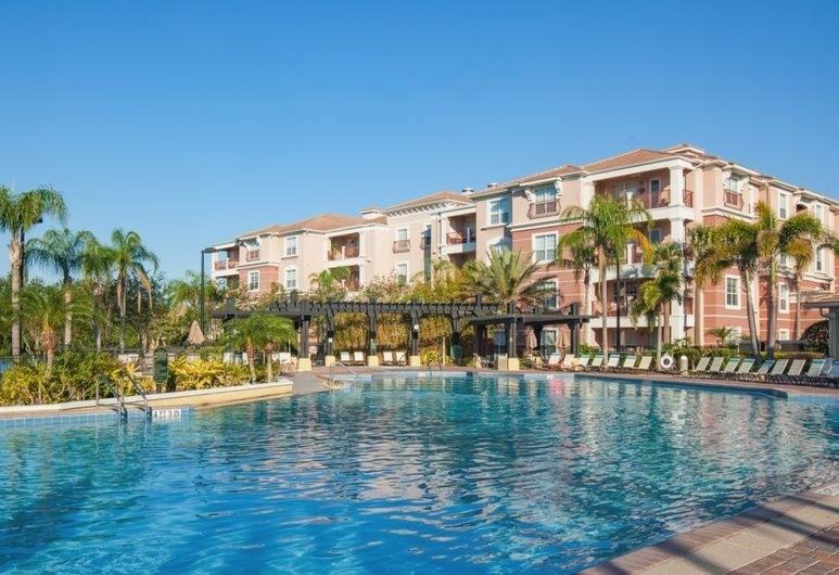3 Bed 2 Bath Premium Lakeview L 1006 3 Bedroom Condo, Orlando, Condo, 4 Bedrooms, Pool