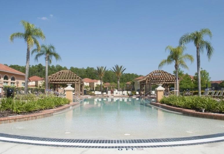 Bella Vida Resort Pool And Game Room! 6 Bedroom Home, Kissimmee, House, 6 Bedrooms, Pool