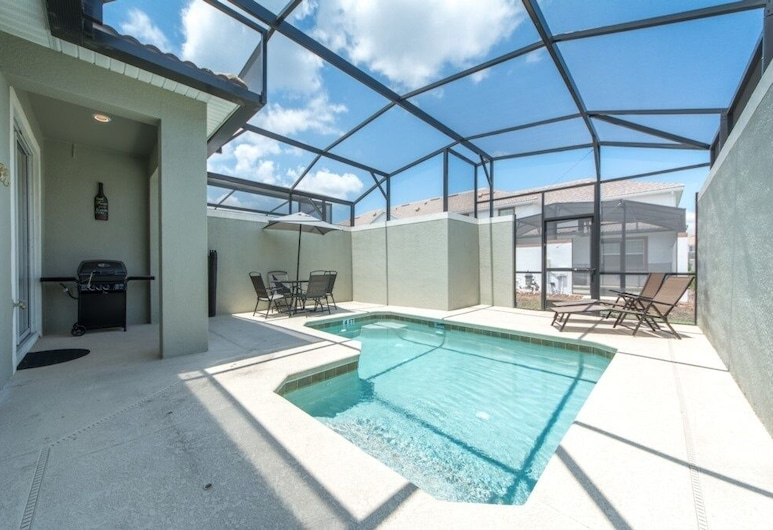 Storey Lake Resort With Mickey Bedrooms! Townhouse, Kissimmee, Townhome, 5 Bedrooms, Bilik