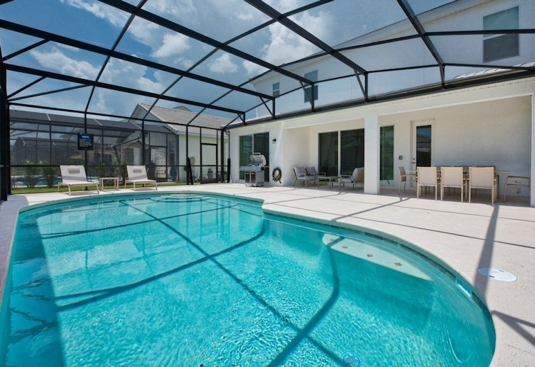 Clean Luxury! Brand New ! 5 Bedroom Home, Kissimmee, Casa, 5 camere da letto, Camera