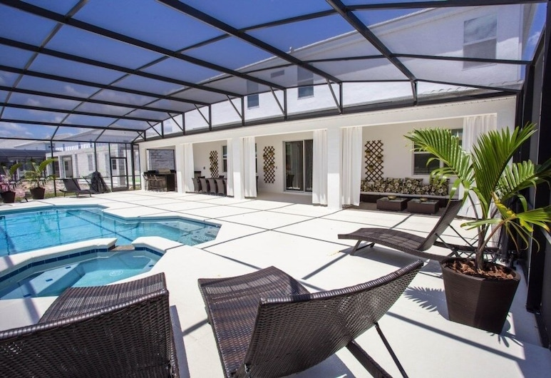 Huge Brand New Luxury 15 Bed Luxury ! 15 Bedroom Home, Kissimmee, Maison, plusieurs chambres