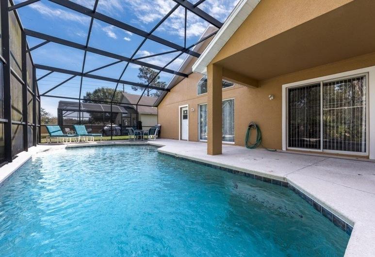 Fishing Lovers Resort Great Near Disney! 4 Bedroom Home, Kissimmee, Ferienhaus, 4Schlafzimmer, Zimmer