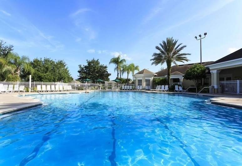 Amazing 3 Bed In Windsor Palms - 2302.303 3 Bedroom Condo, Kissimmee, Condo, 3 Bedrooms, Pool
