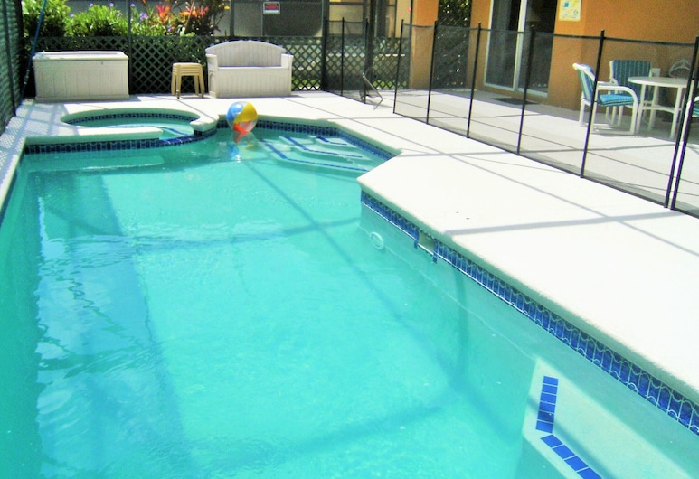 Prime Location In Secure Safe 247 Manned Gatehouse Community With Clubhouse, Kissimmee, Piscina
