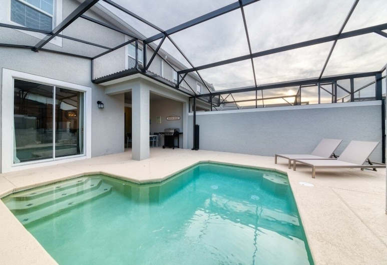 4 Bedroom Villa With Themed Bedrooms Townhouse, Kissimmee, Townhome, 4 Bedrooms, Room