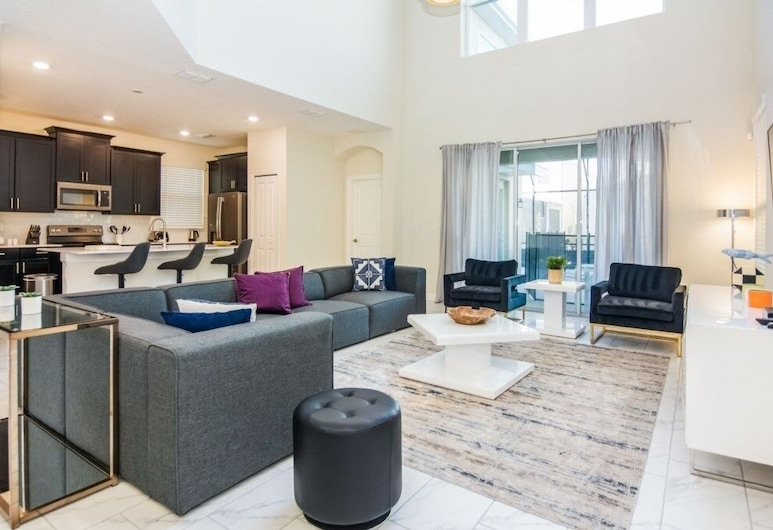 Modern With Pool At Storey Lake Sl2742 5 Bedroom Home, Kissimmee