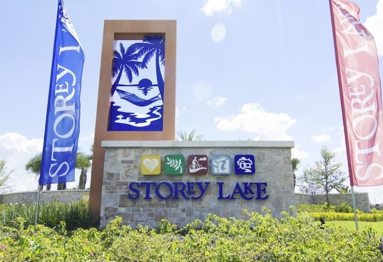 Wonderful Vacation With Private Pool Sl4824 5 Bedroom Townhouse, Kissimmee