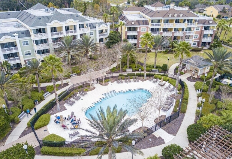 1108sv - Reunion 3 Bedroom Condo, كيسمي, شقة - ٣ غرف نوم, حمام سباحة