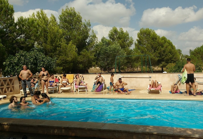 A Great Place For Your Family Holiday, Pinoso, Pool
