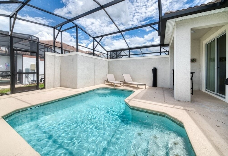 Gorgeous In Storey Lake! 5 Bedroom Townhouse, Kissimmee, Baseins
