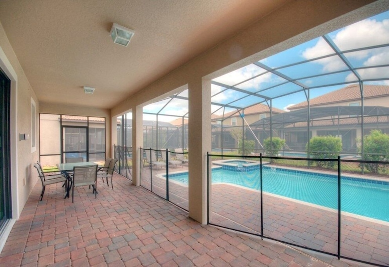 6-bed W/ Pool, Spa, Game Room, Wifi-1434 Tr 6 Bedroom Home, Davenport, Ferienhaus, 6Schlafzimmer, Pool