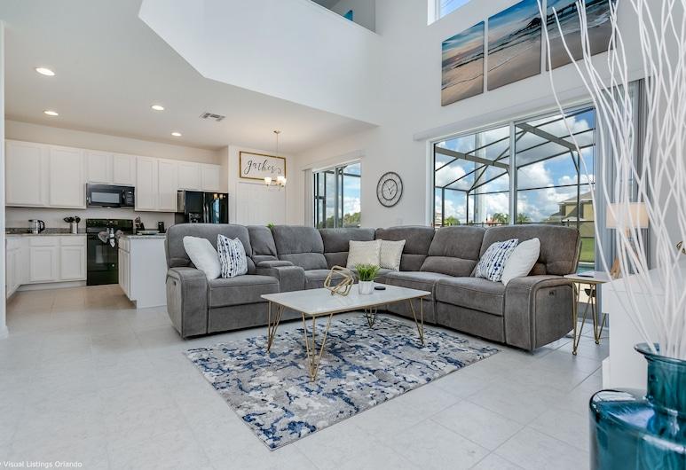 2206croft - Peace Lily 6 Bedroom Home, Davenport, Maison, 6 chambres, Salle de séjour