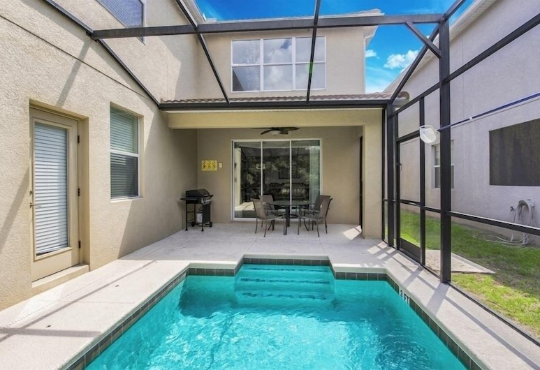 8967pp 5 Bedroom Home, Kissimmee