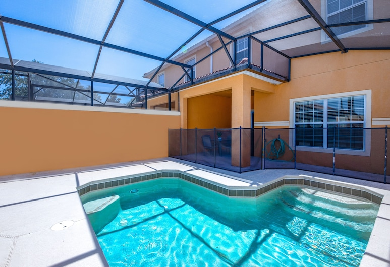 8915pp 4 Bedroom Townhouse, Kissimmee