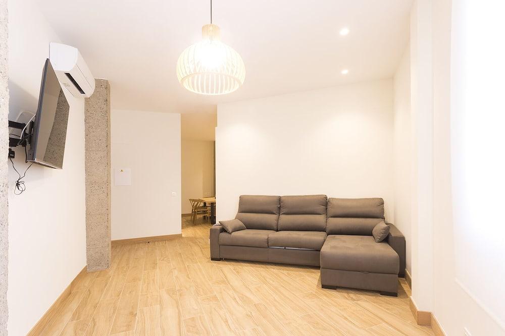 Luksus-lejlighed (Bost) - Stue
