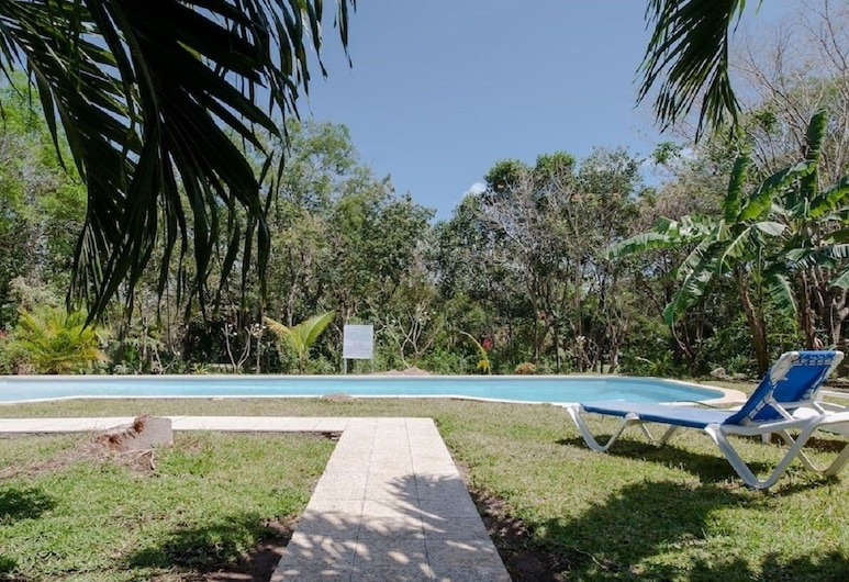 2 Bedroom Ph With Golf Course View, Pet Friendly - Puerto Aventuras, Puerto Aventuras, Pool