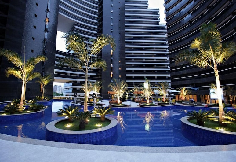 LandScape Residence, Fortaleza, Εξωτερικός χώρος