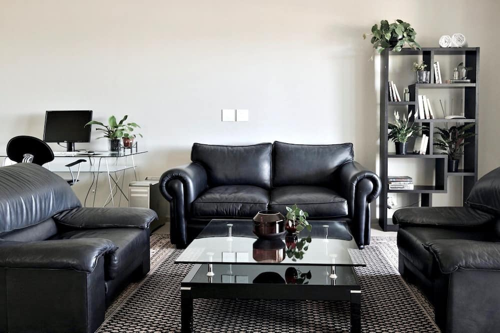 Exclusive Apartment, 2 Bedrooms - Living Area