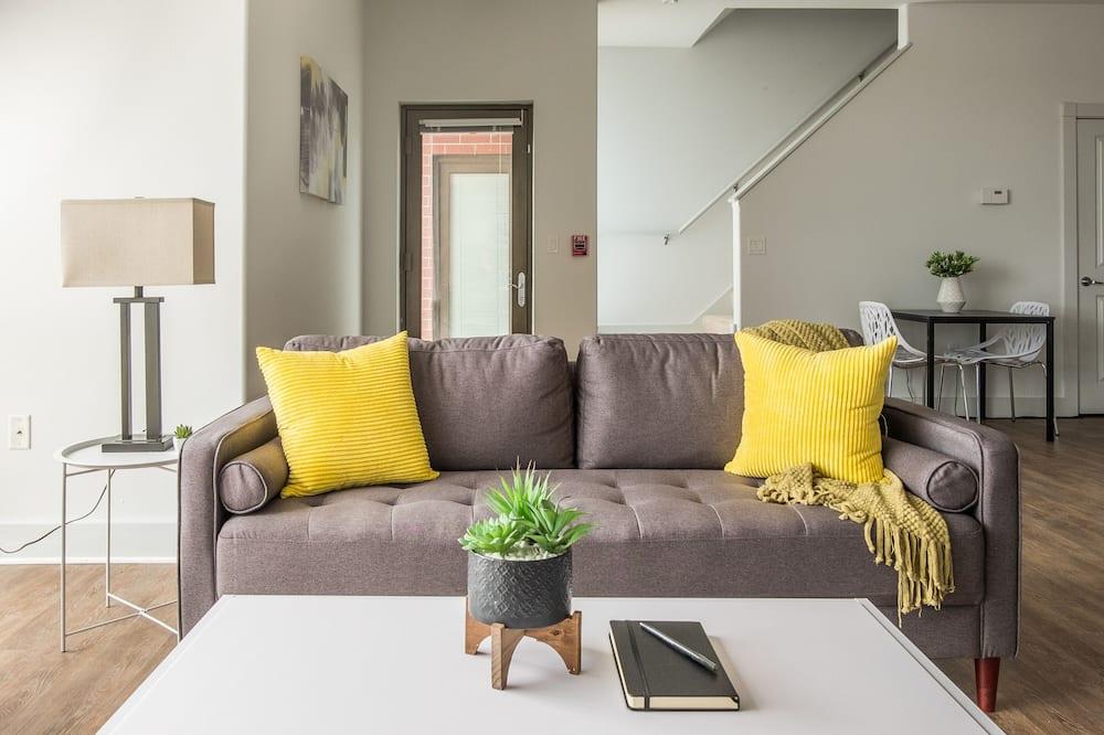 Deluxe Σπίτι σε Συγκρότημα Κατοικιών, 2 Υπνοδωμάτια, Κουζίνα - Περιοχή καθιστικού