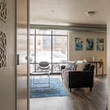 Apartment, 1 Schlafzimmer, Küche - Wohnbereich