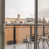 Appartamento City, 1 camera da letto, cucina - Balcone