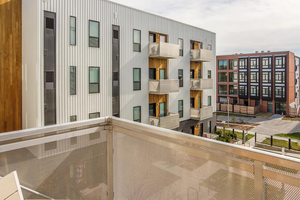 Apartment, 2 Bedrooms, Balcony, Courtyard View - Balcony
