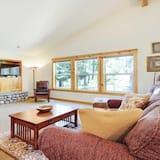 單棟房屋, 多張床 (Whistler 21) - 客廳