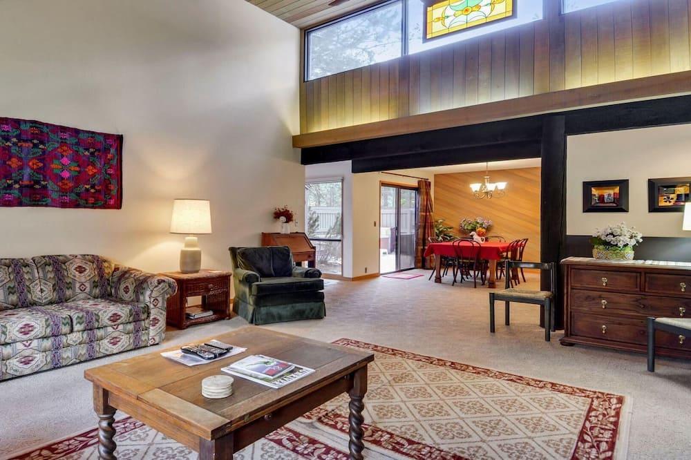 شقة - عدة أسرّة (Meadow House 24) - غرفة معيشة