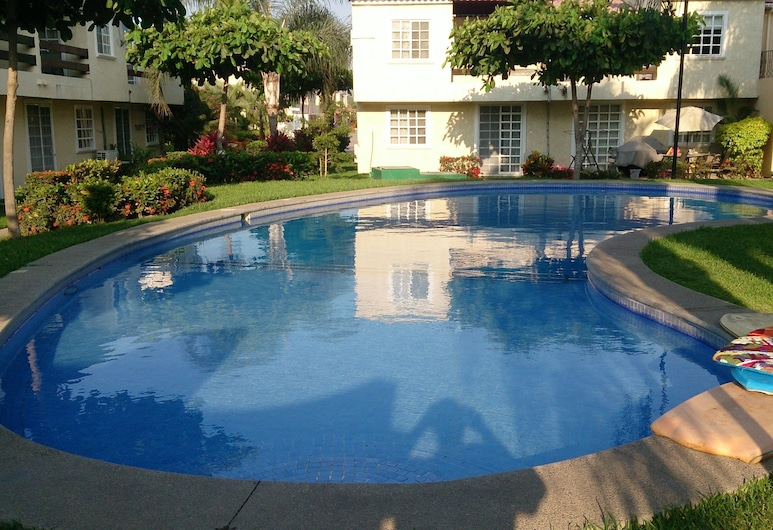Furnished and Equipped House in Private Preserve With Flag bay Pool, Nuevo Vallarta, Pool