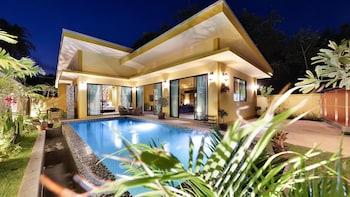 Koh Samui bölgesindeki Tropical Tranquility Three Bedroom Private Pool Villa Baan Putahracsa resmi