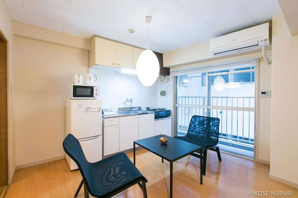 Apartamento, 1 habitación (402) - Zona de estar
