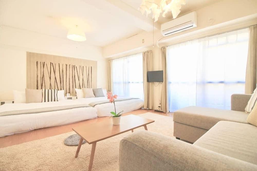 Apartment, 1 Schlafzimmer (501) - Zimmer