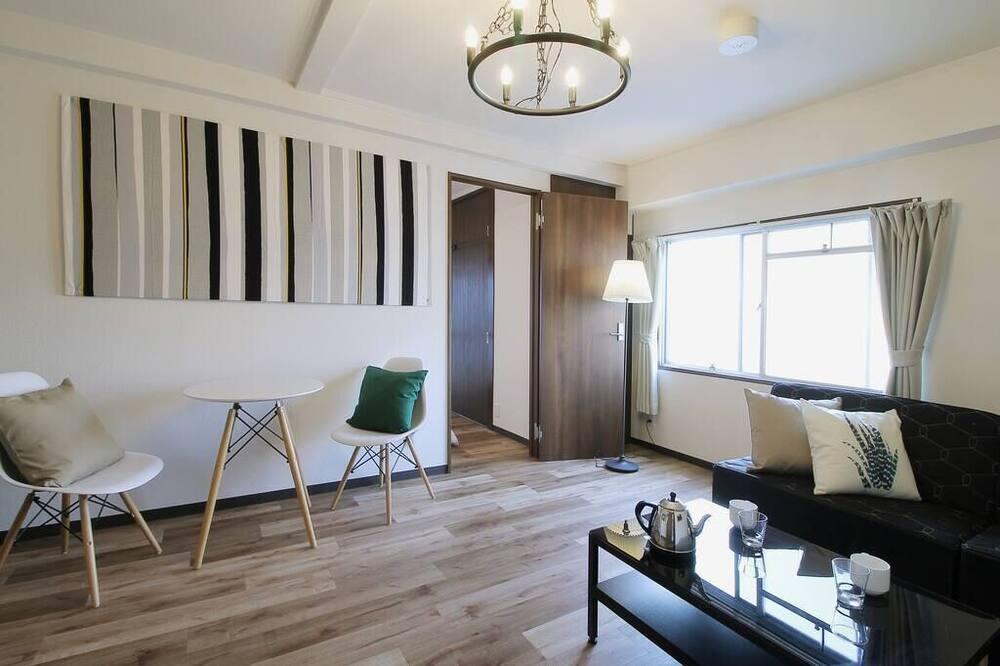 Apartamento, 1 habitación (302) - Zona de estar