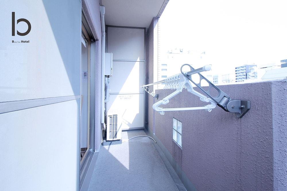 Condo, 1 Bedroom (602) - Balcony