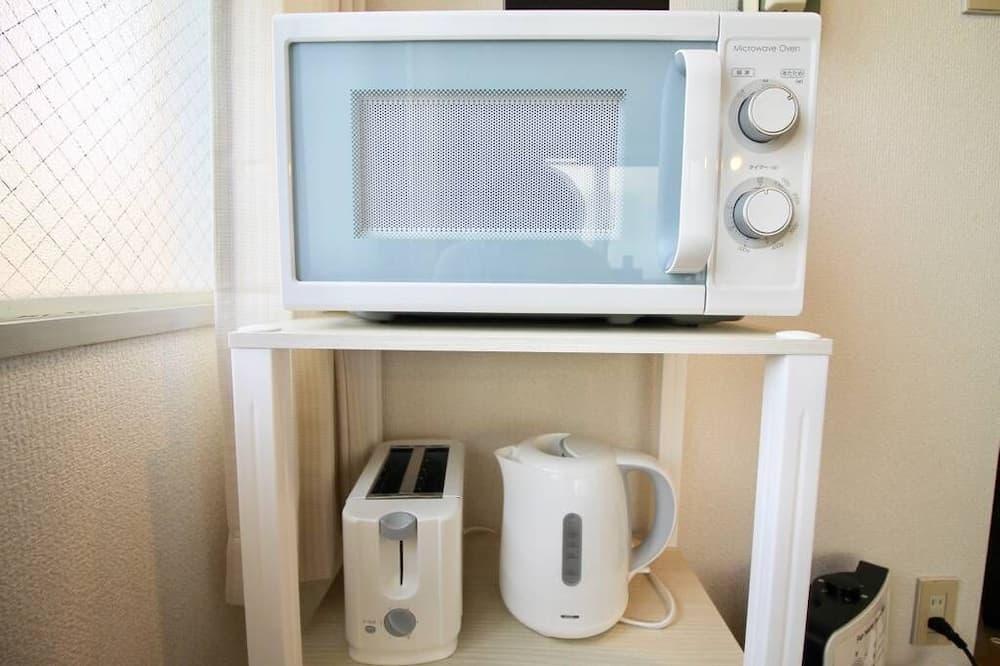 Lejlighed - 1 soveværelse (502) - Mikrobølgeovn