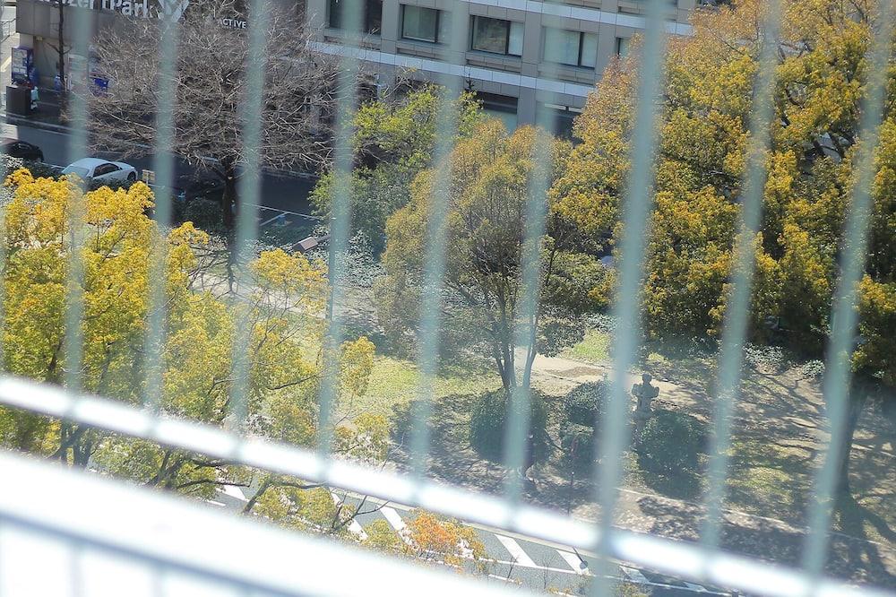 Kooperatīva tūristu mītne, viena guļamistaba (1001) - Balkons