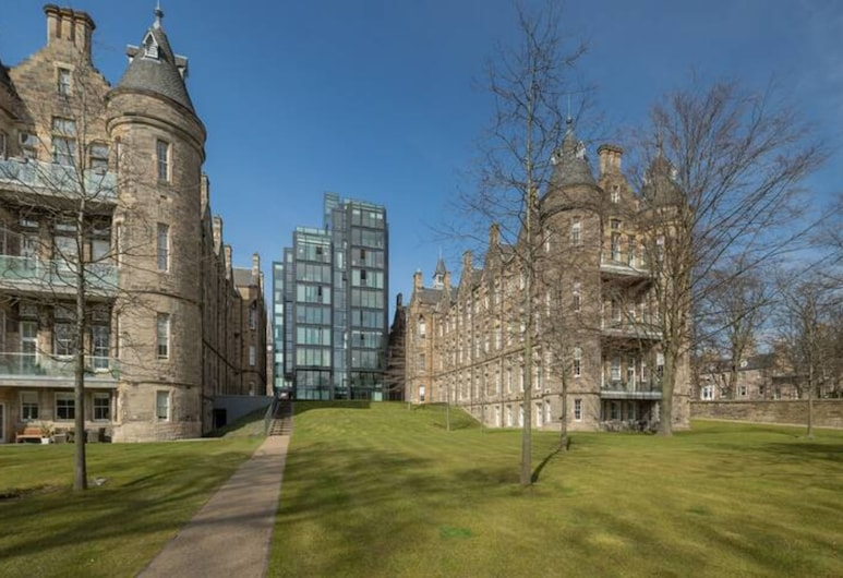 Fantastic 1-bed on the iconic quatermile, Edinburgh, A szálláshely homlokzata