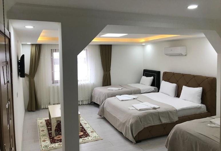 Kral Kaya Otel, Amasya, Habitación triple clásica, Habitación