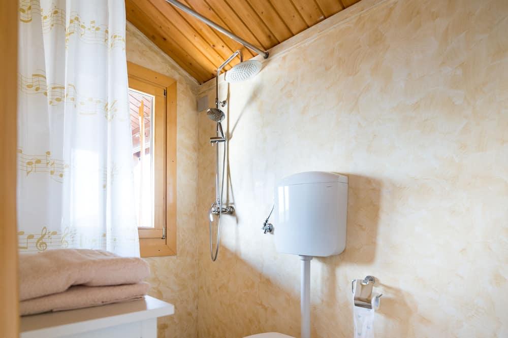 Obiteljska planinska kuća - chalet (Nocera) - Kupaonica
