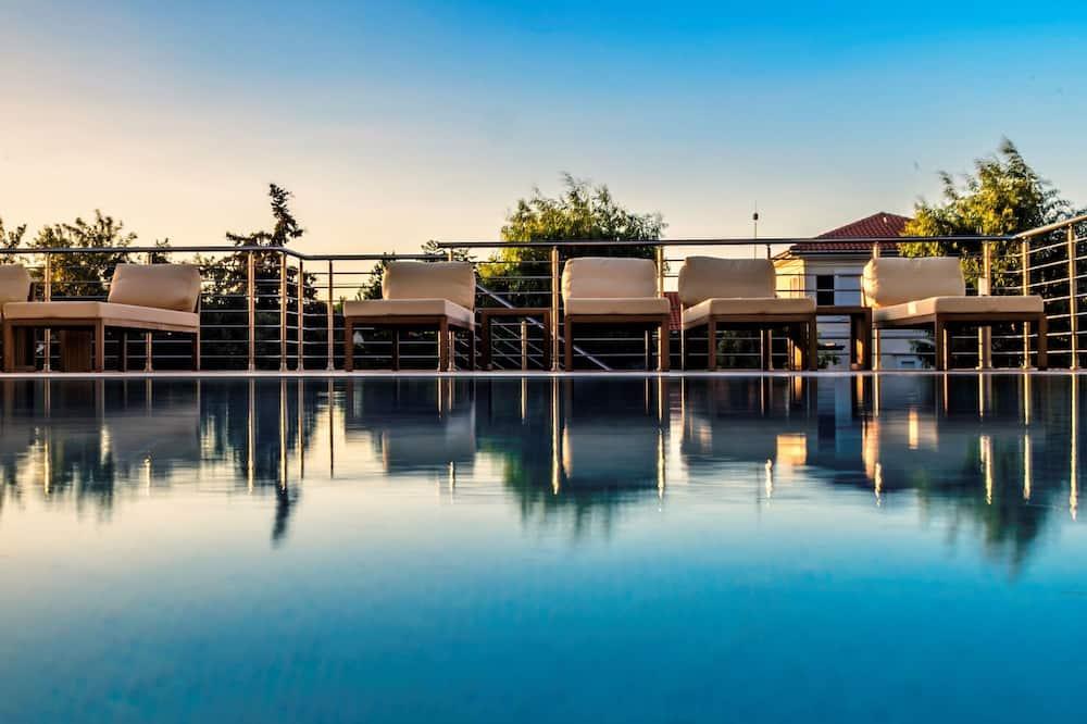 Deluxe Villa - Infinity Pool