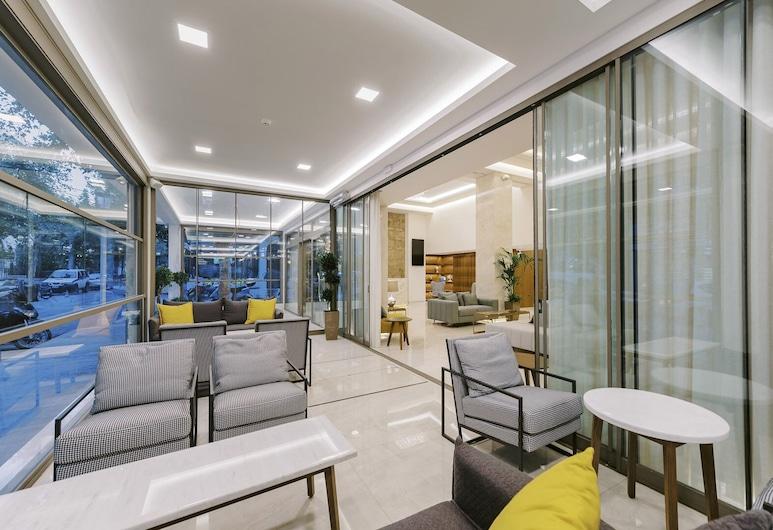 Hotel Acandia, Rodos, Aulatila